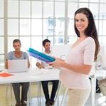 Çalışan anne adaylarının hamilelik süreci