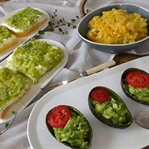 Çay Saatleriniz İçin 3 Farklı Salata Tarifi