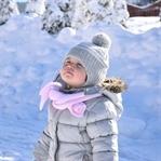 Çocuklarla Karlı Havada Yapılabilecek 10 Aktivite