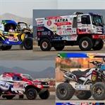 Dakar Rallisi; Peugeot, Toyota, Kamaz, Honda...