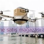 Drone Satış Mağazası Açmak
