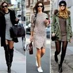 Elbiselerinizi kışa uydurma yolları