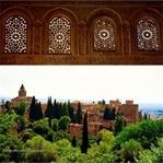 Endülüs'ün Yaşayan Efsanesi Elhamra Sarayı