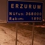 Erzurum'da hayat nasıl?