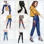 Fahriye Evcen for Koton Jeans