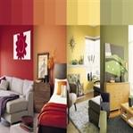 Hangi Oda Hangi Renk? Odalara Göre Renk Seçimi