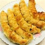 Hazır Yufkadan Patatesli Burma Börek Tarifi