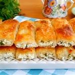 Hazır Yufkadan Peynirli ve Sodalı Börek Tarifi