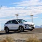 Hyundai Nexo Hidrojenle Çalışan Otomobil