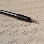 Kaligrafi; Estetik El Yazısı