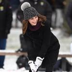 Kate Middleton'ın İsveç gezisi başladı