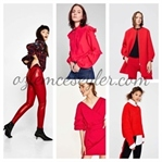 Kış Modası: Kırmızı