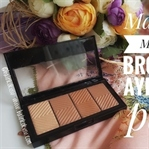 Maybelline Master Bronze Color & Highlighting Kıt