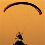 Paramotor; Motorlu Yamaç Paraşütü