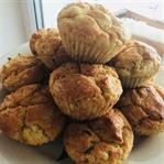 Patatesli Muffin Tarifi