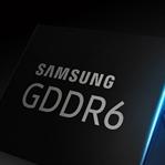 Samsung GDDR6 Belleklerin Seri Üretimine Başladı