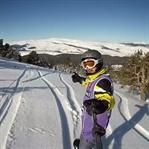 Sarıkamış Kayak Merkezi Snowboard Gezisi