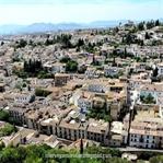 Tarihin,Doğanın ve Müziğin Görkemli Şehri Granada