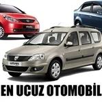 Türkiye'de En Ucuz Otomobiller