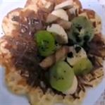 Waffle Tarifi - Orjinal Waffle Nasıl Yapılır
