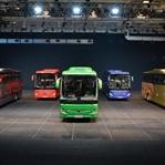 Yeni Mercedes Benz Tourismo'nun Türkiye Lansmanı