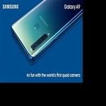 5 Kameralı Samsung Galaxy A9 (2018) Özellikleri