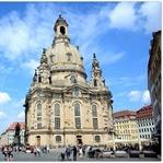 Almanya'nın küllerinden doğan şehri: Dresden