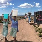 Atmosferdeki havadan içme suyu üreten sistem