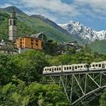 Avrupa'da Seyahat Etmeniz Gereken 10 Tren Rotası
