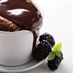 Garantili Evde Çikolatalı Sufle Tarifi
