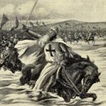 Göksu Nehrinde Boğulan Kral Friedrich Barbarossa