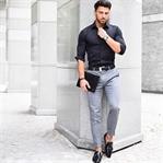 Gri Pantolon Altına Hangi Renk Ayakkabı Giyilir