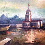 Her Ressamın Mutlaka Yaptığı Tablo: Kız Kulesi