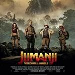 Jumanji, The Shape of Water, Blade Runner 2049