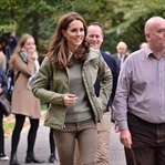 Kate Middleton: Fjallraven Mont ve Kazak