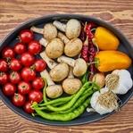 Lezzetli bir diyet önerisi - Fırında sebze sote