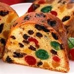 Meyve Şekerlemeli Kek