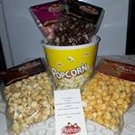 Popcorn mu dediniz? Bayılırım