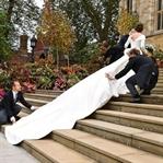 Prenses Eugenie'nin gelinliği ve düğünü