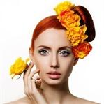 Saç Rengini Açmak İçin: Oksijenli Su
