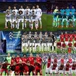 Şampiyonlar Ligini Kazanan Takımlar