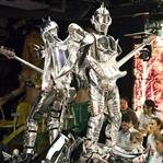 Tokyo'da Farklı Bir Deneyim, Robot Restoran
