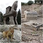 Troya Antik Kenti - İlyada Destanı