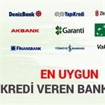 Uygun Kredi Veren Bankalar Hangileridir?
