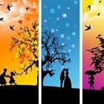 Yaralı Gönlümden 4 Mevsim Sevdiğim'e Mektup