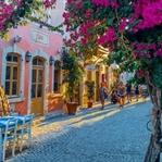 İzmir'in Köylerinde Çiçekler Açar!