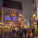 Colmar Alsace'nin Kalbi