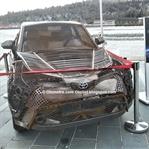 Demirden otomobil; Bu Toyota, dünyada tek!