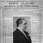 Dünya Basını Atatürk'ün Ölümü Ardından Ne Dedi?