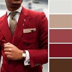 Erkekler için 18 Adet İdeal Renk Kombinasyonu